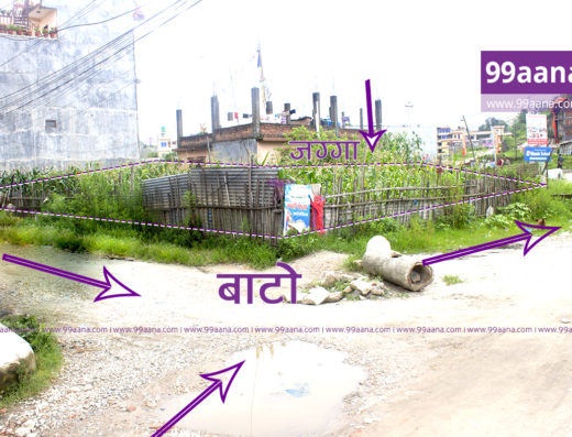 Land for Sale at Gothatar