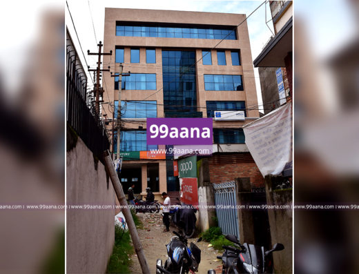 Commercial Space for Rent at Sankhamul, Kathmandu