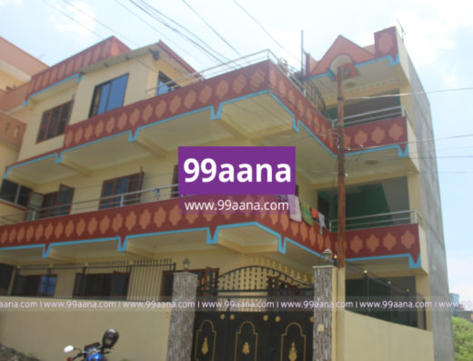 Residential house for sale at Tikathali