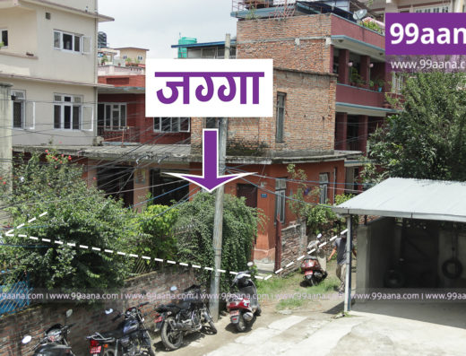Residential Land for sale at Thapagaun