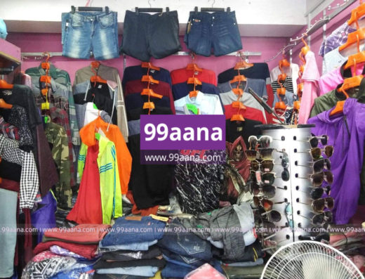 Clothing Store for Sale at Purano Bus park, Kathmandu