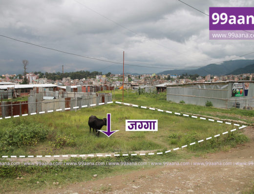 land for sale at Dhapa height Lalitpur