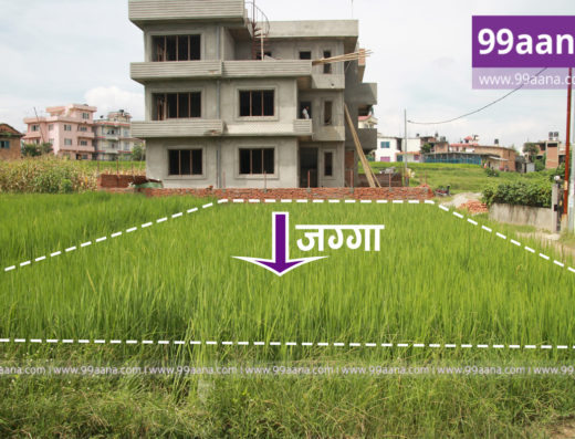 Land for sale at Setipakha Height, Lalitpur