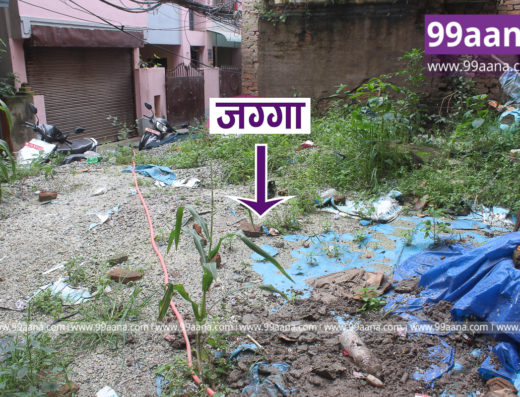 Land for Sale at Pulchowk Lalitpur
