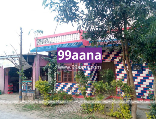House for sale at Aman Chowk, Bharatpur
