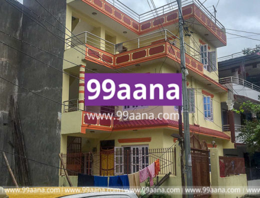 House for Sale at Gokarneswor, Nepal