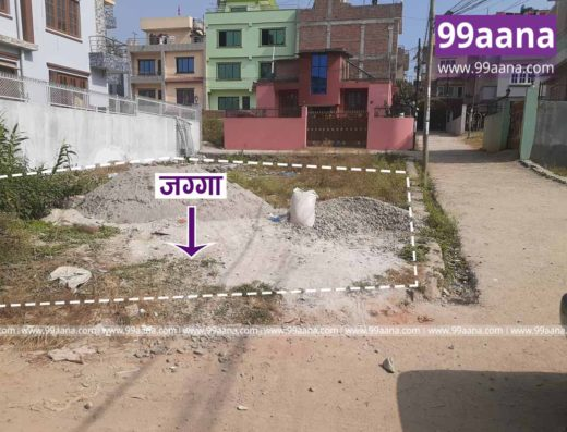 Land for Sale at Bahundhara,Imadol