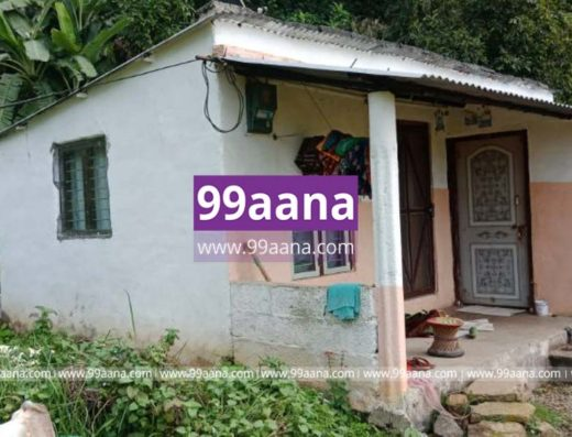 a land with house for sale gagangauda, pokhara
