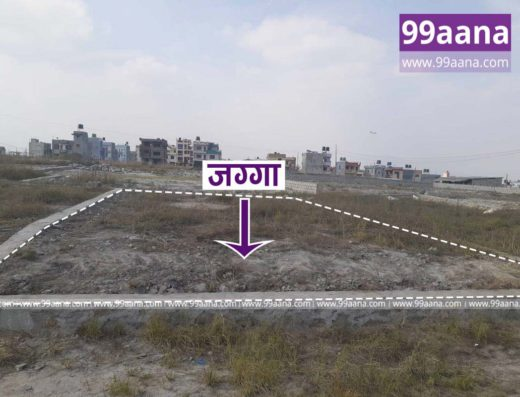 Land for sale at Sheetal Height, Lalitpur
