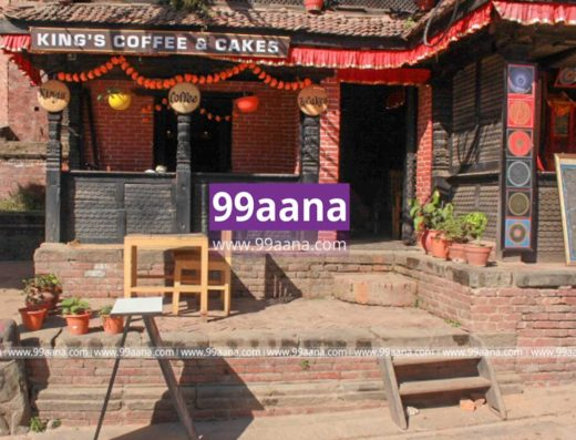 Cafe for sale at Dattatreya square-9, Bhaktapur