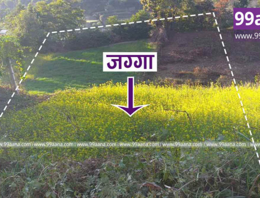 land for sale at tikabhairab