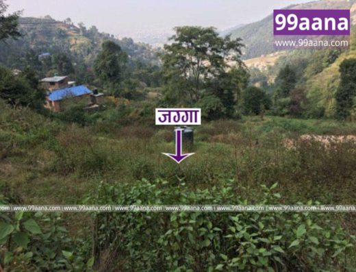 Land for sale at Gundu, Bhaktapur