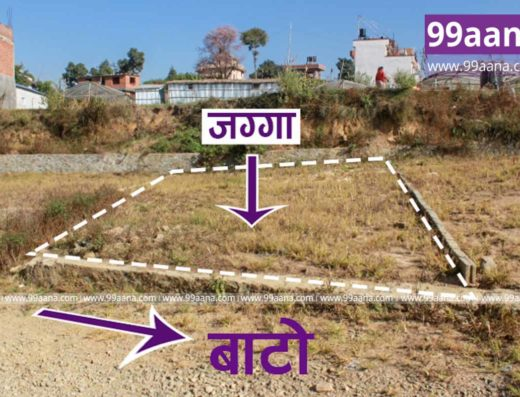 Land for Sale at Sunakothi Chautaro Lalitpur