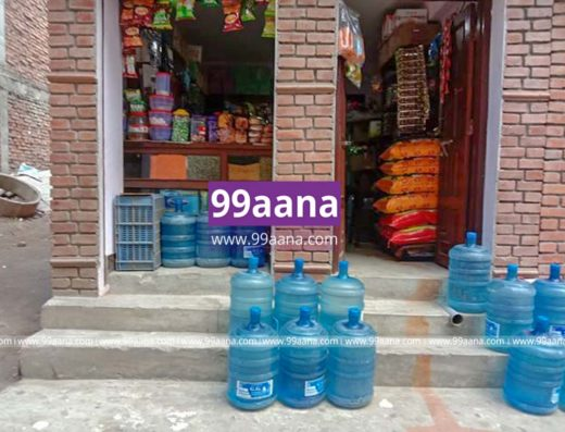 Grocery shop for sale at Gwarko Lalitpur