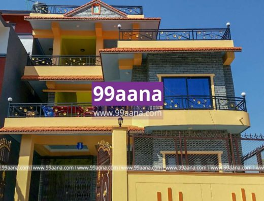House for sale at Talchowk height, Pokhara