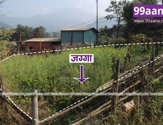 Land For Sale at Taukhel, Lalitpur