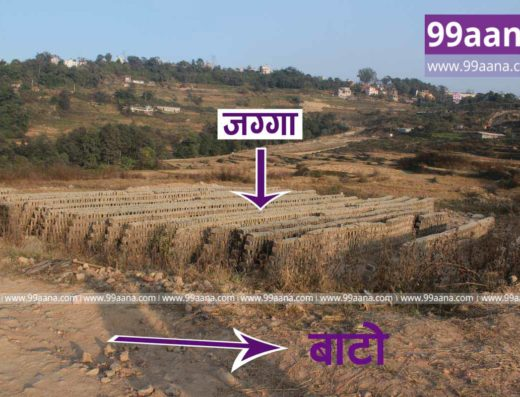 Land for sale at Bungamati, Lalitpur
