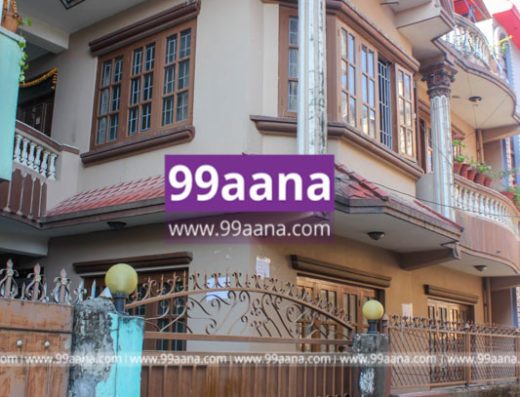 house for sale at gongabu