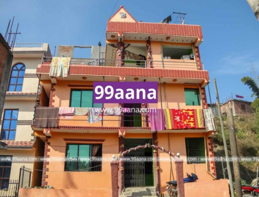 Commercial house for sale at Thali, Kageshwori, Kathmandu