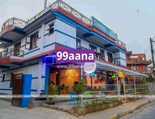 A beautiful hotel for sale at Lakeside, Pokhara