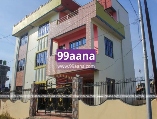 Residential house for sale at Ochu height, Imadol, Lalitpur