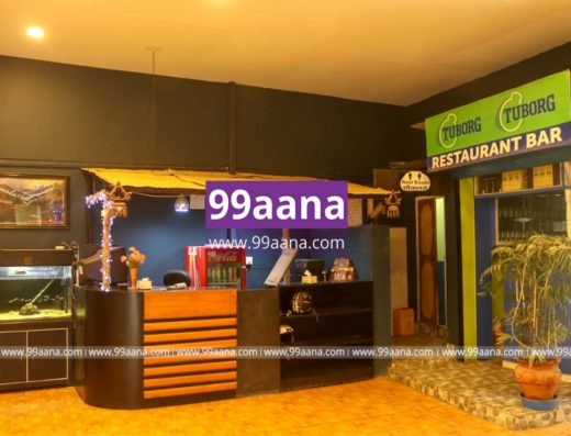 Restaurant for sale at boudha