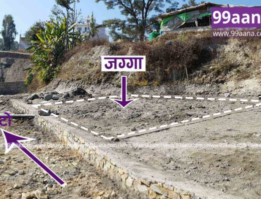 Land for sale at Chapali
