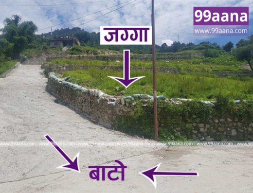 land for sale at budhanilkantha-2894