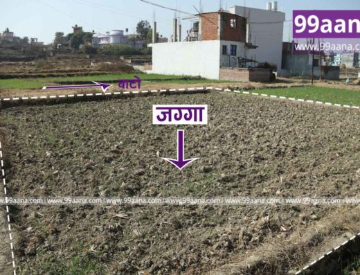 land for sale at lubhu, lalitpur - 2623