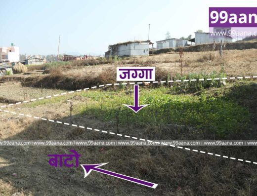 Land for sale at lubhu town planning, lalitpur - 2624