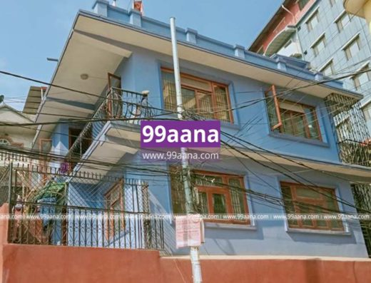 house for sale at ghattekulo - 3025