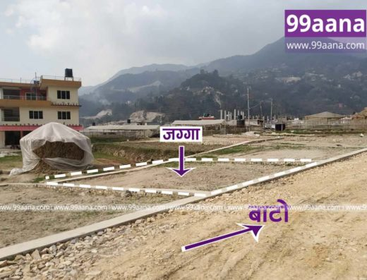 land for sale at tokha- 3095