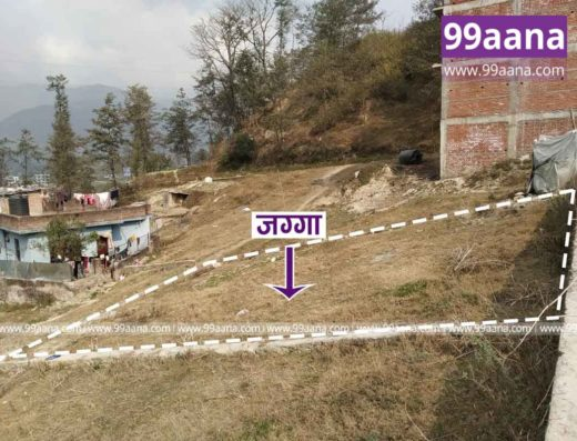 land for sale at tokha - 3189