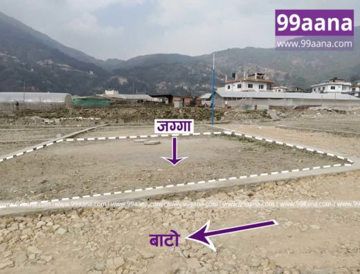 land for sale at tokha - 3196