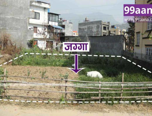 Land for sale at bhangal