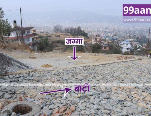 land for sale at chandragiri- 3239