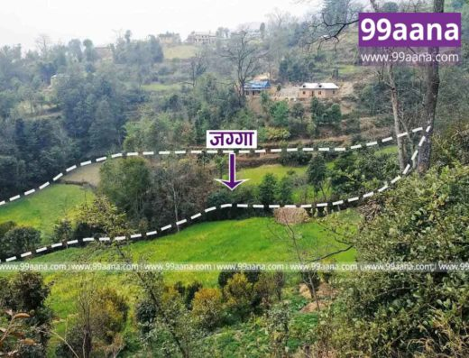 Land for sale at panauti