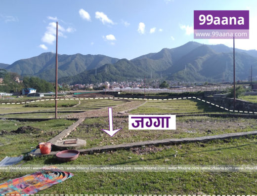 LAnd for sale at High vision Colony, thankot, Kathmandu