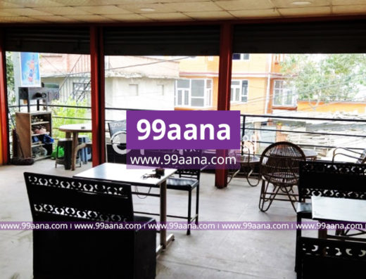 Cafe for sale at Sanepa, Lalitpur