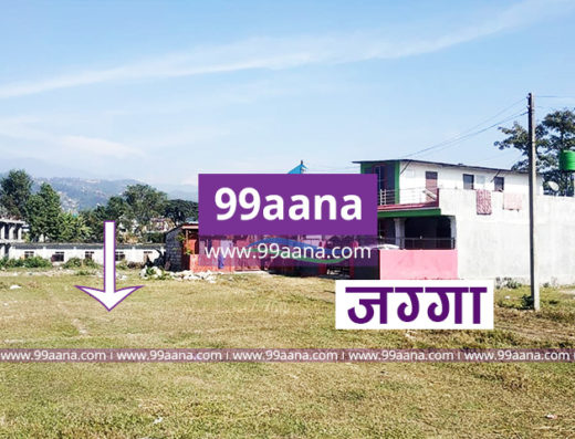 Land for sale at Chauthe, Pokhara, Kaski