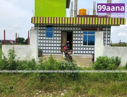 House for sale at Ujjwal Tole, Bharatpur-10, Chitwan