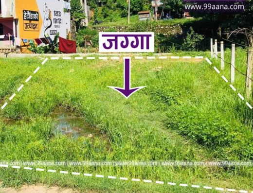 Land for sale at Aaptari, Bharatpur-02, Chitwan
