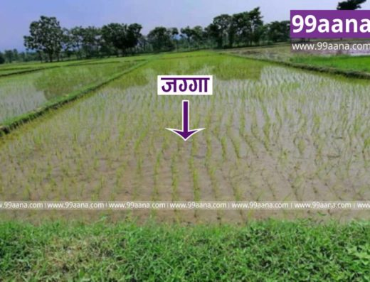 Land for sale at Khairahani-07, Sultana, Chitwan