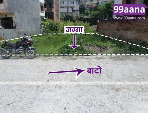 Land for Sale at Bhangal Height, Kathmandu