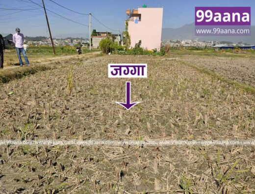 Land for Sale at Duwakot, Bhaktapur