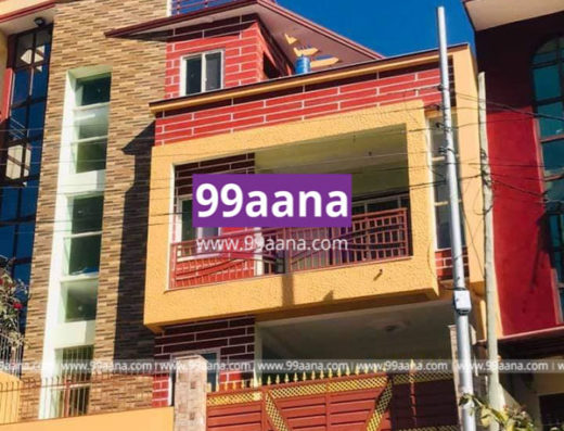 House for sale at Bhangal, Kathmandu