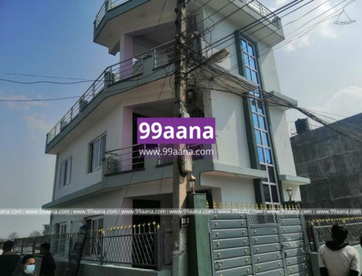 House for sale at Highvision Colony, Thankot, Kathmandu