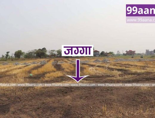 Land for sale at Bharatpur, Chitwan